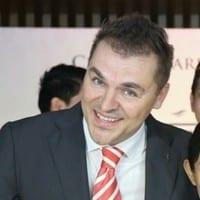 Christophe Delodder - JDE Professional Business Unit manager
