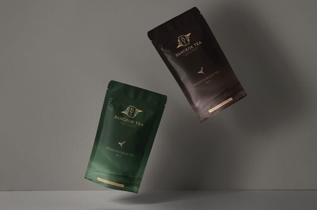 Bangkok Tea Packaging Design 10