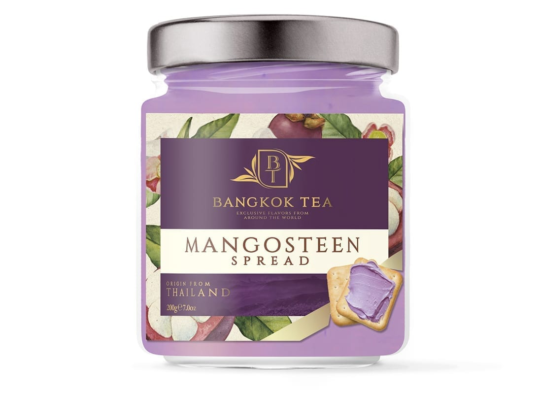 Bangkok Tea Paste Packaging Design 3