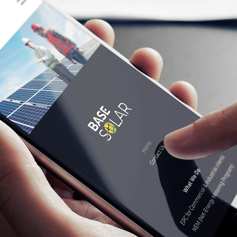 Base Solar Logo