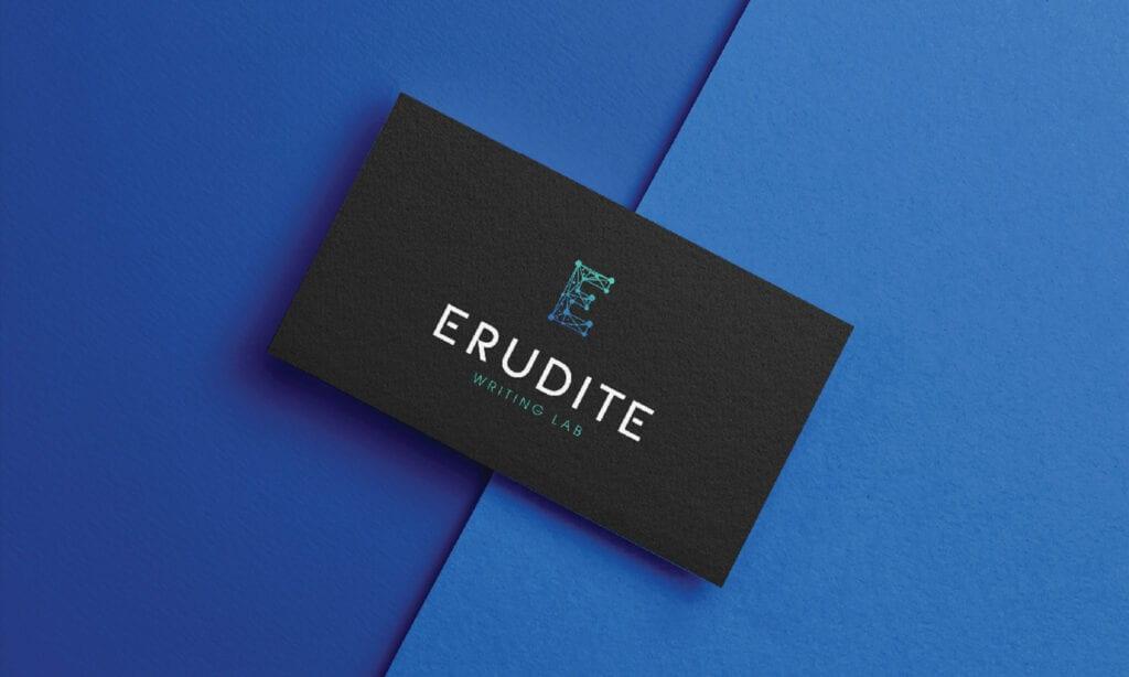 Euridite Logo Design 3 in Mockup by AMS