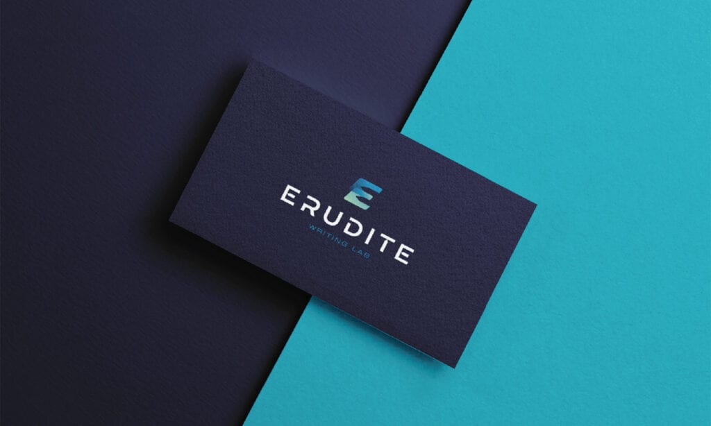 Euridite Logo Design 4 in Mockup by AMS