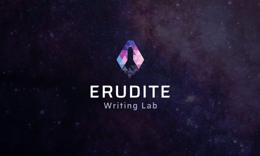 Eurudite Final Logo Design with Galaxy background by Asia Media