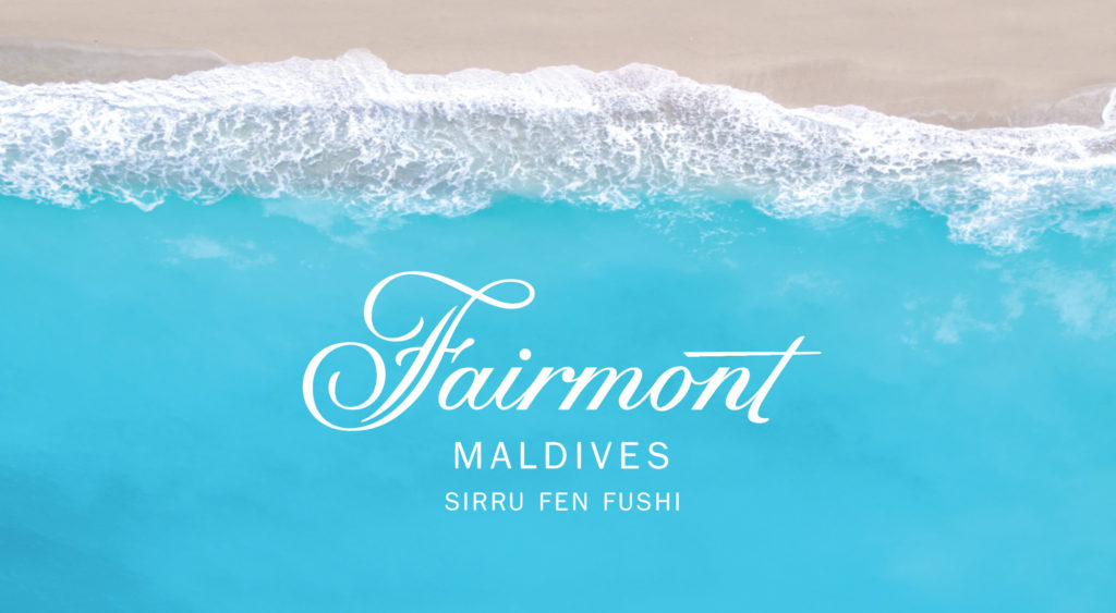Fairmont Maldives Logo Designs for Outlets