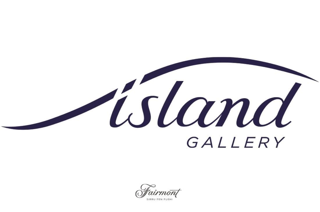 Island Gallery Logo Design Maldives Fairmont Hotel Logo