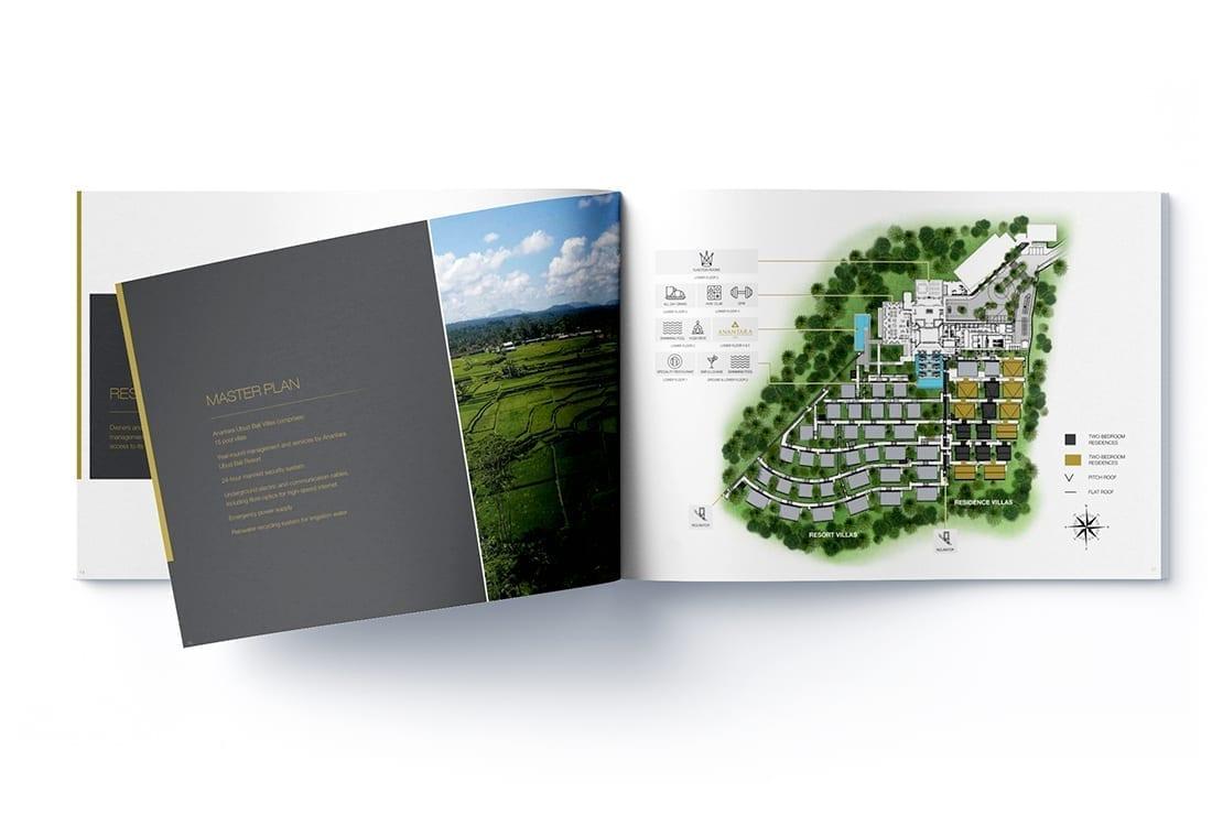 Minor Hotel Brochure Design Anantara Brochure Design 8