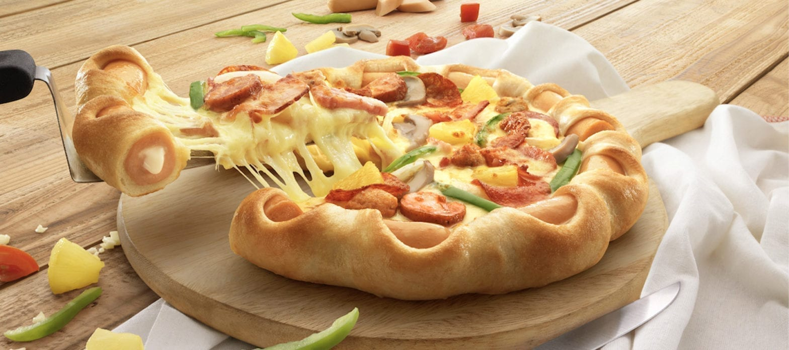 Pizza from the Pizza Company
